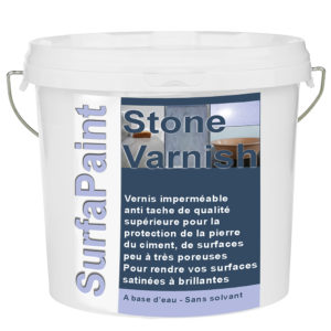 SurfaPaint Stone Varnish