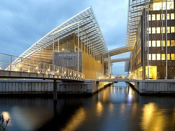 SurfaPore C protège le musée d'art contemporain Astrup Fearnley à Oslo, Norvège