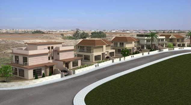 Projets résidentiels et commerciaux à Chypres