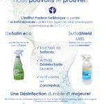 Pasteur Certificate Pour DeSalin eco SurfaShield MBS